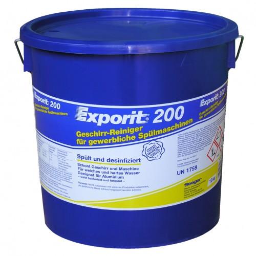 Geschirreiniger 200 pulver   Lave vaisselle poudre