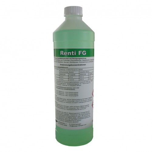 Renti FG  Desinfektions-Reiniger